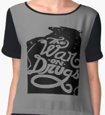 the war on drugs Chiffon Top