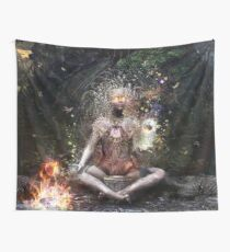 Sacrament For The Sacred Dreamers Wall Tapestry