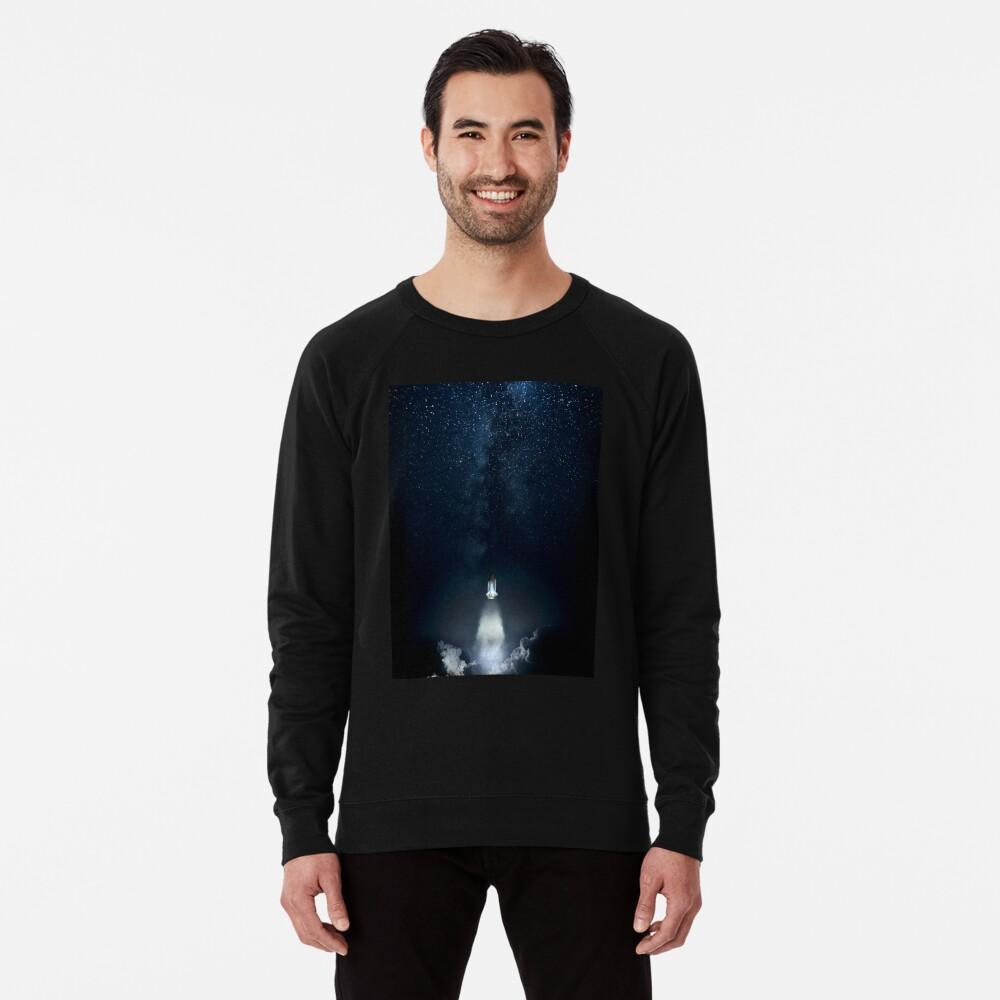 Into Space Lightweight Sweatshirt