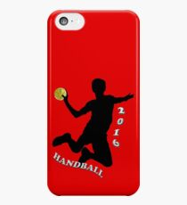 Handball player  2 iPhone 5c Case