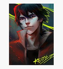 Keith - Voltron (Paladin Series 2 of 5) Photographic Print