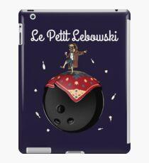 Le Petit Lebowski iPad Case/Skin