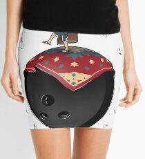 Le Petit Lebowski Mini Skirt