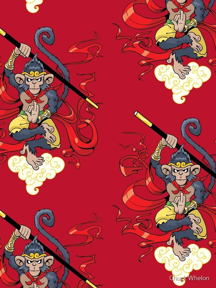 Monkey King by MrChuckles