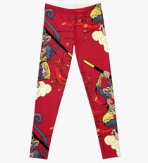 Monkey King Leggings