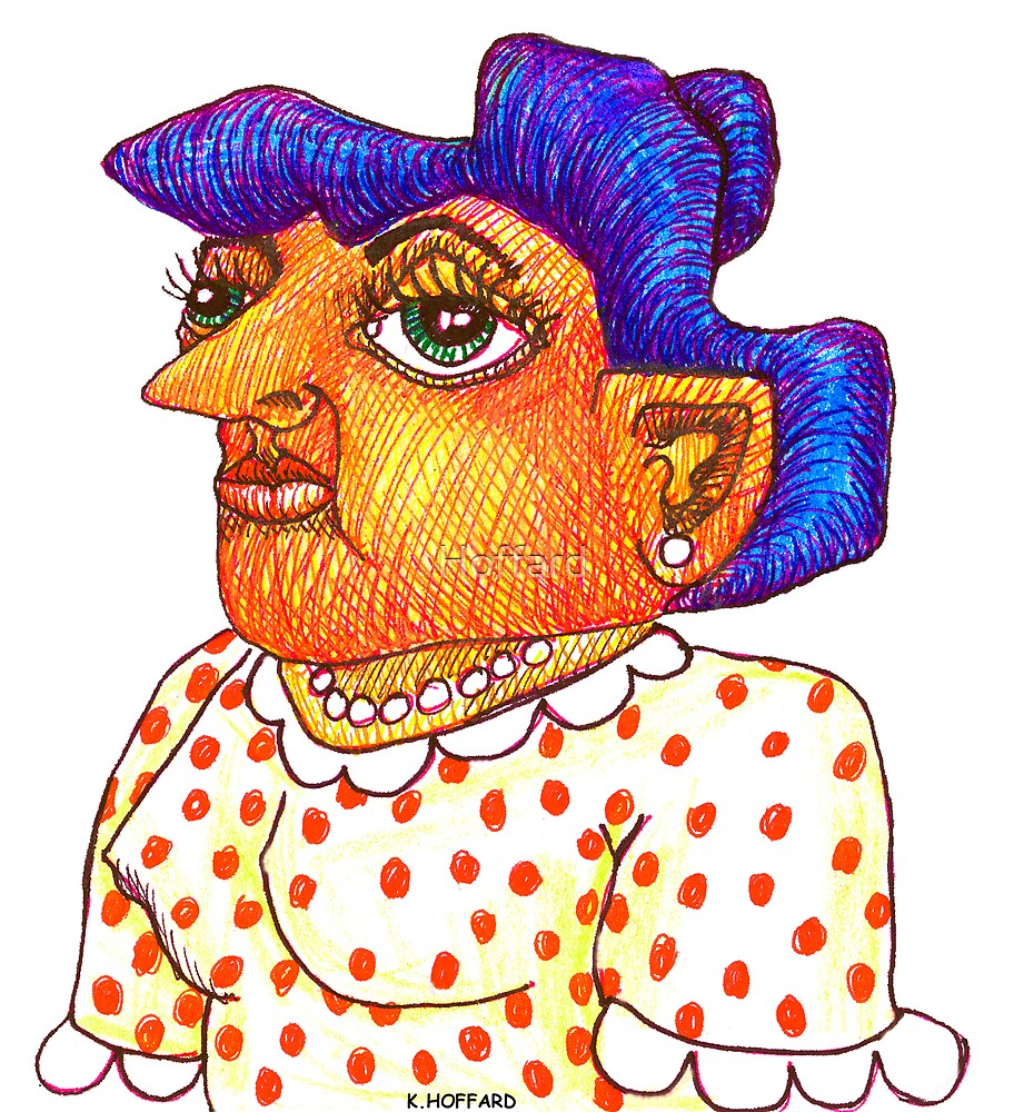 Mom - Betty by Hoffard