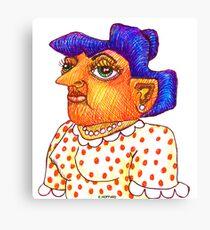 Mom - Betty Canvas Print