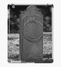 Gravestone iPad Case/Skin
