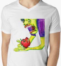 Adams Apple Men's V-Neck T-Shirt