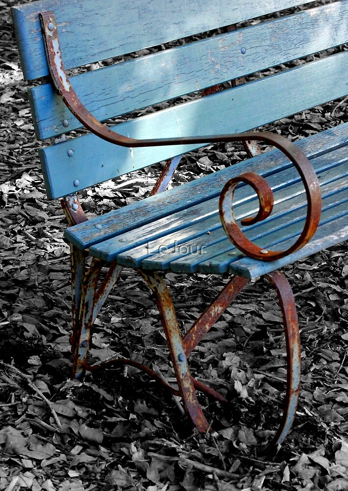 The Bench by LeJour