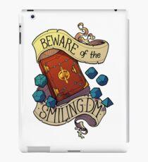 Vinilo o funda para iPad Cuidado con el Smiling Dungeon Master