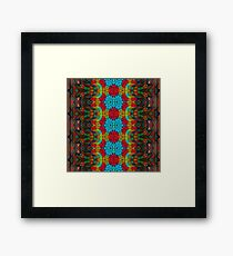 Knit Wit Framed Print