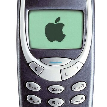 NOKIA APPLE by w1ckerman