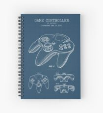 Game Controller Spiral Notebook