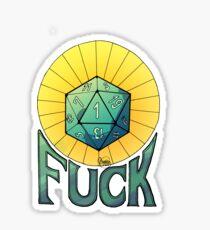 Critical FAIL Sticker