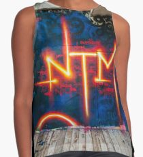 NTM - Logo Contrast Tank