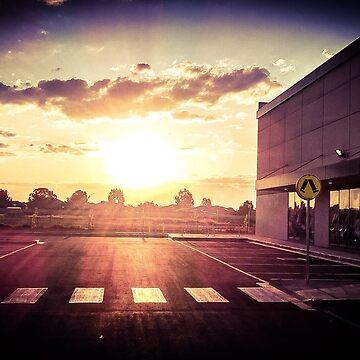 Urban Sunset by laurenbull16