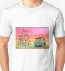 VW Love & Holidays T-Shirt