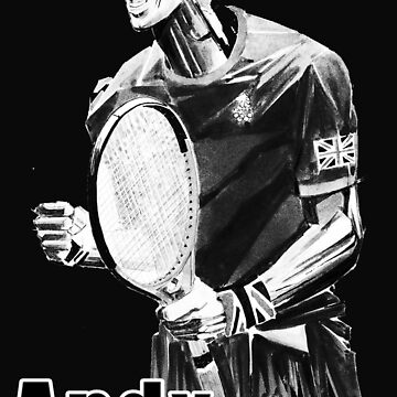 Andy murray by jangandulu