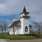Centennial Park , Hardin Montana by AnnDixon