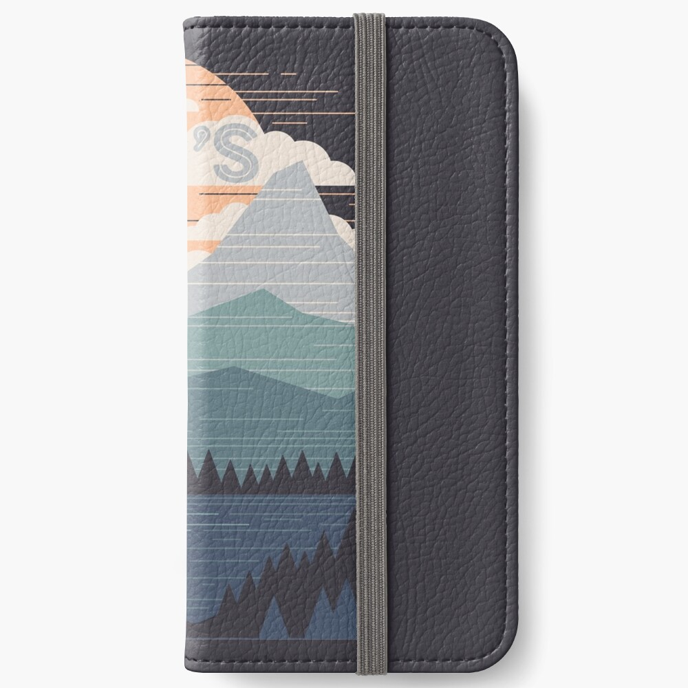 Let's Go iPhone Wallet