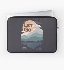 Let's Go Laptop Sleeve