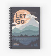 Let's Go Spiral Notebook