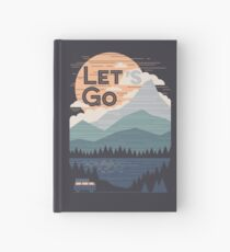 Let's Go Hardcover Journal