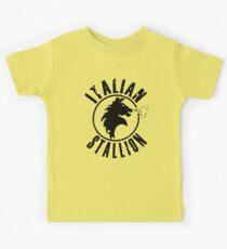 Rocky - Italian Stallion Kids Tee