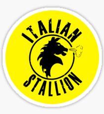 Rocky - Italian Stallion Sticker