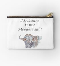 Afrikaans is my Moedertaal Studio Pouch