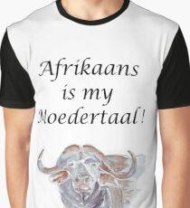 Afrikaans is my Moedertaal Graphic T-Shirt