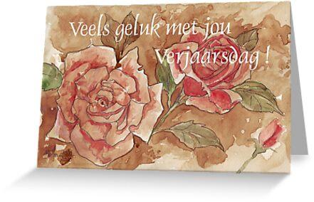 Veels geluk met jou Verjaarsdag! by Maree Clarkson