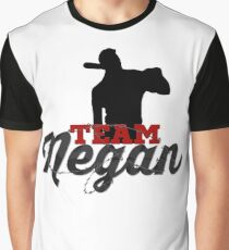 Team Negan Graphic T-Shirt