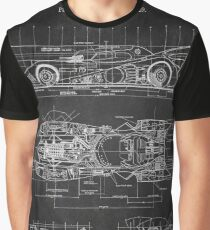 Batmobile Graphic T-Shirt