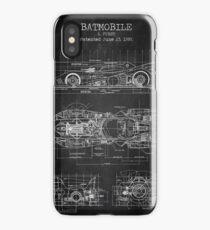 Batmobile iPhone Case/Skin