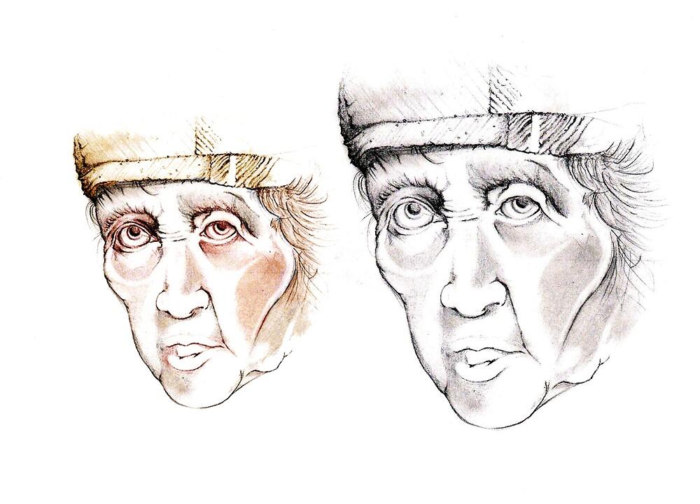 Two Old Women by Mattturner