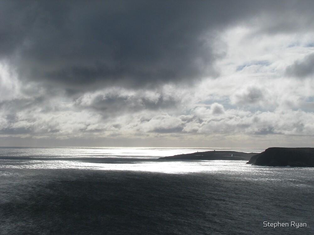 Mystical Sky around Cape Spear by Stephen Ryan