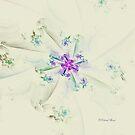 FloralSpiral by Deborah  Benoit