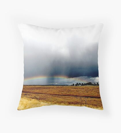 Empathy For Those Experiencing Wierd Weather! Throw Pillow