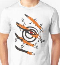 Naruto - Kyubi Unisex T-Shirt