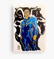 Black Lightning - DC Comics Metal Print
