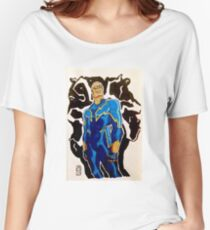 Black Lightning - DC Comics Women's Relaxed Fit T-Shirt
