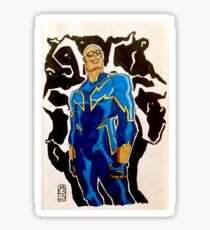 Black Lightning - DC Comics Sticker