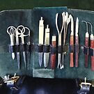 Surgical Instruments Circa Civil War by Susan Savad