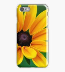 Yellow Daisy Flower iPhone Case/Skin