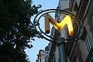 Metro Paris by martinilogic