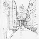 Eglise (Church) Notre-Dame de Lorette, Paris by Dai Wynn