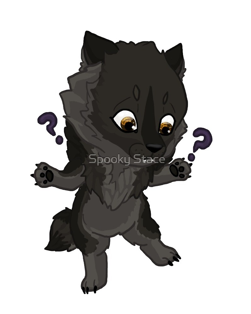 Black wherewolf by Murder-Mistress