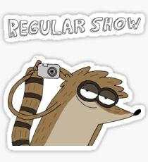 Regular show Sticker